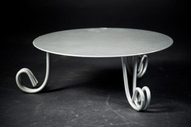 Where to find Cake Stand, Silver 1 3 4 H x 10 W in Saskatoon