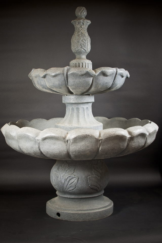 Where to find Fountain, Grey 2 Tier in Saskatoon