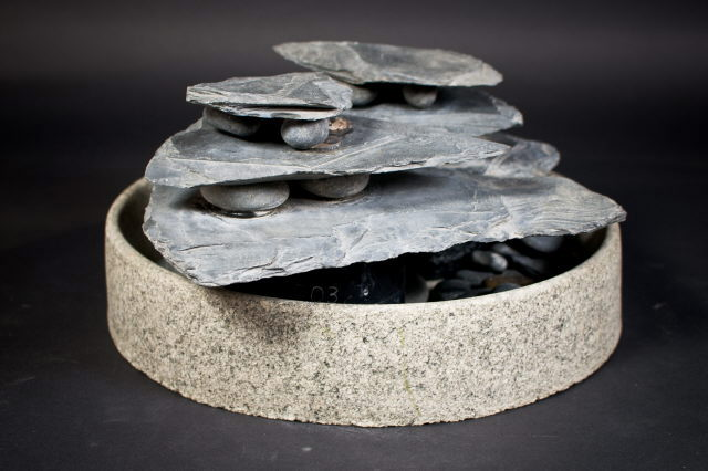 Where to find Fountain, Small Dish Stone in Saskatoon